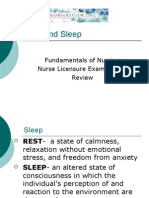 NurseReview.Org - Rest and Sleep