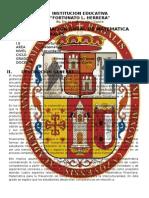 PLAN ANUAL DE TRABAJO DE MATEMATICA