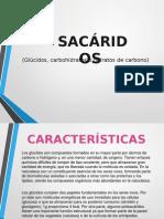 Sacaridos