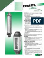 T-rotametros