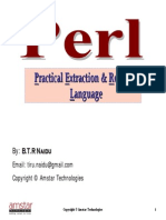Learning Perl- m01 - Overview
