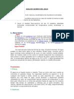 Analisis Quimico Del Agua 1