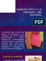 Diabetes Tipo 2 y La Obesidad