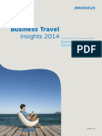 Amadeus Business Travel Insights 2014