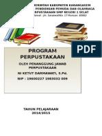 Program Perpustakaan SMP