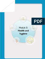 Steps to Safety - Module 3 - Health and Hygiene