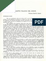 EL CONCEPTO PAULINO DE LOGOS.pdf
