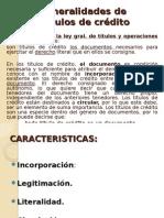 Titulos y Operaciones de Credito 2015