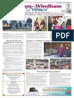 Pelham~Windham News 12-11-2015