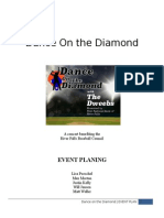 dancing on the diamond final paper