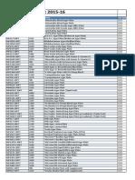 HiMedia Price List 2015-16
