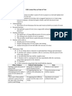 ubd lesson plan on pov