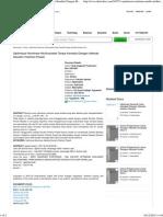 Optimisasi Nonlinear Multivariabel Tanpa Kendala Dengan Metode Davidon Fletcher Powell by Desti Anggraini Puspitasari - Nim