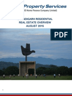 Chandigarh Residential Report Aug 2015