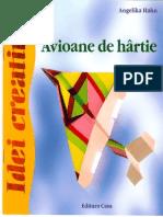 Idei Creative 26-Avioane de Hartie