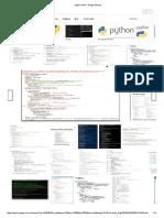 Python Code - Google Search