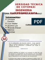 Contrato Individual de Trabajo Ecuador
