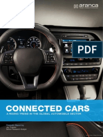 Connected Cars - A Rising Trend in the Global Automobile Sector - Thematic Report