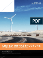 Listed Infrastructure_An Attractive Investment Alternative - Thematic Report