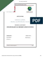 Online Railway Reservation System01
