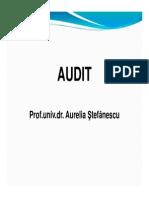 Completare Curs Audit 2014
