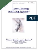 Unicorn Energy Healing System Manual