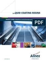Allnex Liquid Coating Resins Product Guide - LRA1006-En-AM-0314