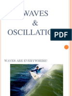 Oscillations Notes