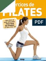 80 exercices de Pilates