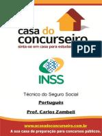 Apostila INSS 2015 - Carlos Zambeli