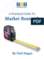 Practical Guide to Market Research