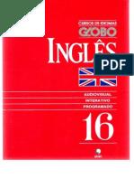 Curso de Idiomas Globo - Ingles - Livro 16