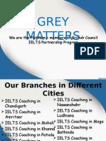 IELTS, TOEFL and Spoken English Coaching Institute
