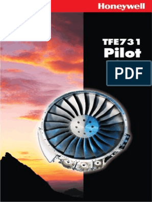 TFE731PilotTips | Jet Engine | Gas Turbine