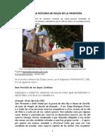 LA CURIOSA HISTORIA DE PALOS DE LA FRONTERA