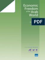 Economic Freedom of the Arab World 2015 Annual Report