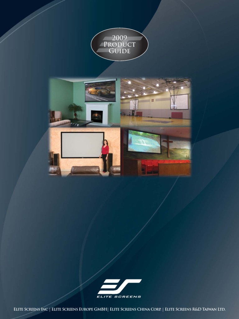 Elite 2009 Product Catalog Display Technology Imaging Mitsubishi Hc3000 Projector Schematics