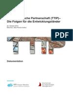 TTIP - Folgen für Entwicklungsländer