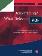 Deleveraging Geneva