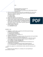 Abe Revision Paper Principles of Business Law
