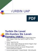 I. Turbin Uap (Klasifikasi)