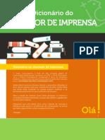 Dicionário do Assessor de Imprensa