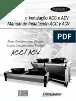 Manual Instalación - HeatCraft