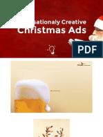 3 Colours Rule - 7 Sensationaly Creative Christmas Ads - Creative Agency London