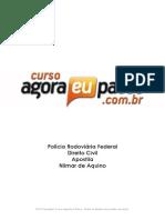 PDF AEP PRF DireitoCivil Apostila NilmardeAquino