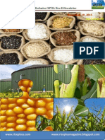 10th December,2015 Daily Exclusive ORYZA Rice E-Newsletter by Riceplus Magazine