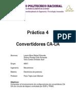Convertidores CA CA