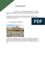 Salamanca en Seis Claves