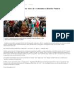 Professor Acusado de Matar Aluna é Condenado No Distrito Federal - Brasil - BOL Notícias