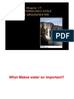 Chapter 17 - Hydrology and Groundwater